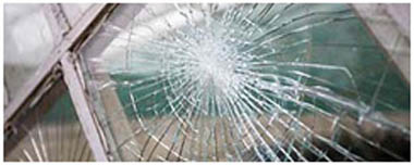 Southall Broadway Smashed Glass